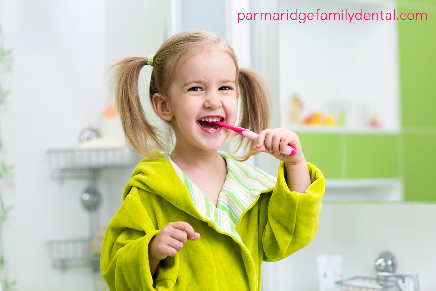 Teach Your Kids To Brush Their Teeth